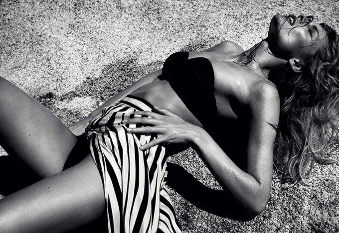 Модель Эдита Вилкевичуте снялась в фотосессии у фотографа Жана Велтерса. Изображение № 2.