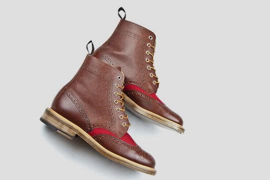 Коллекция обуви Марка МакНейри и магазина Standard. Изображение № 9.
