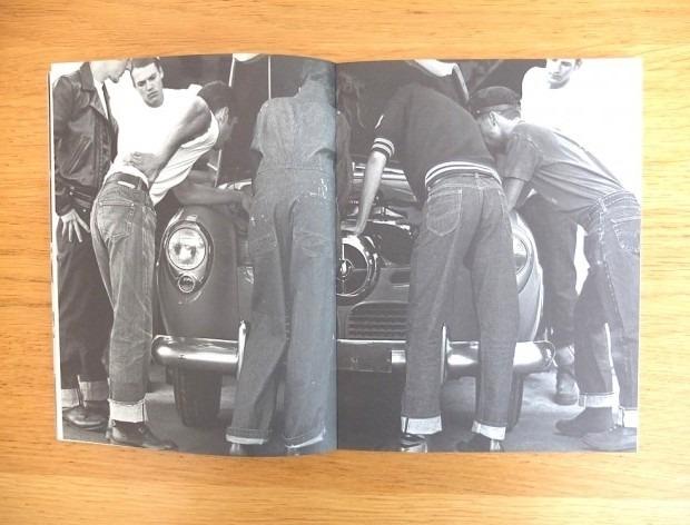 Журнал Men's File выпустил книгу Transportation. Изображение № 7.
