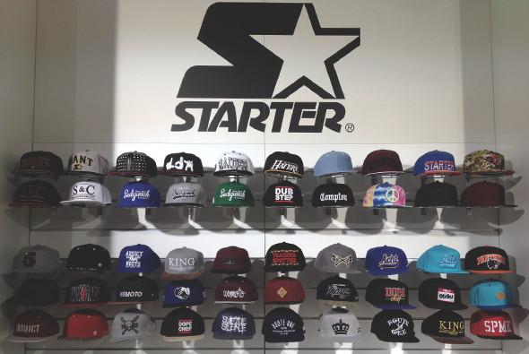 Стенд марки Starter. Изображение № 141.