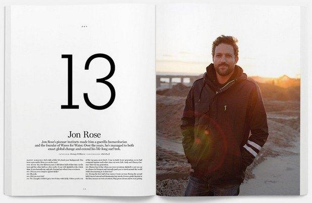Вышел второй номер журнала Saturdays Magazine американской марки Saturdays Surf NYC. Изображение № 10.
