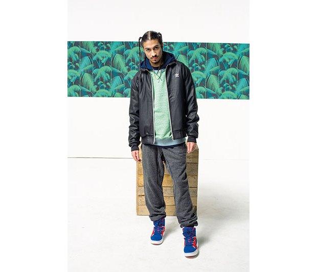Марка Adidas Originals опубликовала осенний лукбук. Изображение № 9.