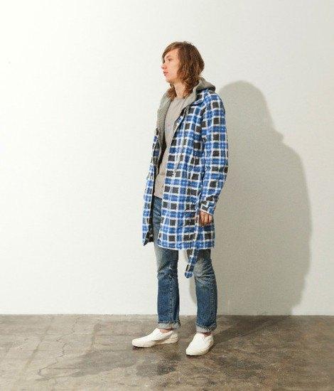Японская марка Nonnative представила весеннюю коллекцию одежды. Изображение № 20.