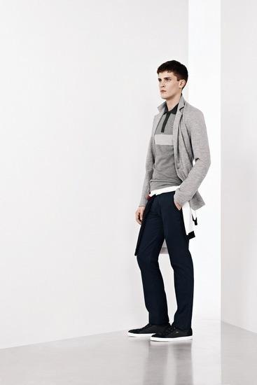 Марка Lacoste представила осеннюю коллекцию одежды. Изображение № 16.