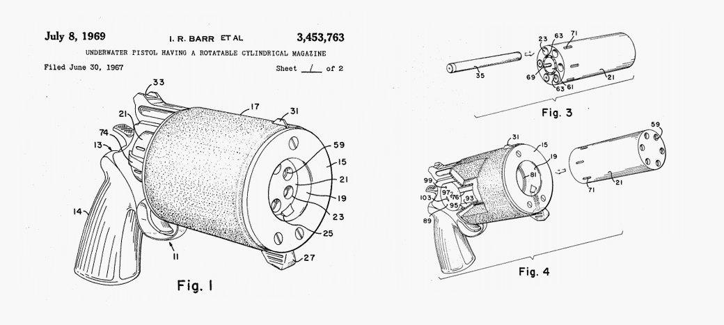Подводная братва: Все о вооружении боевых пловцов. Изображение № 5.