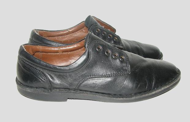 Кожаные туфли, 300 рублей. Изображение № 30.