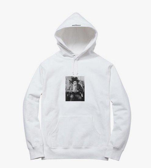 Supreme выпустили коллекцию одежды с работами Жан-Мишеля Баския. Изображение № 4.