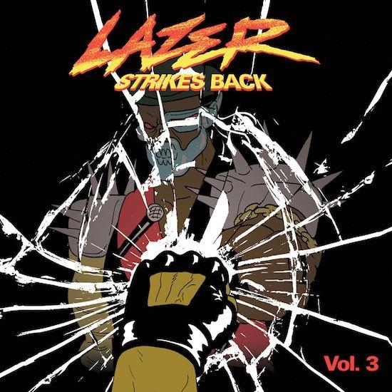 Major Lazer представили последний бесплатный микстейп из серии Lazer Strikes Back. Изображение № 1.