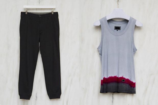 Американская марка Freshjive выпустила вторую часть весенней коллекции одежды. Изображение № 6.