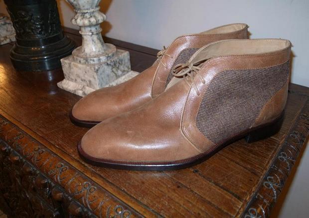 Московская марка «Мастерская 55» выпустила осеннюю коллекцию обуви. Изображение № 5.