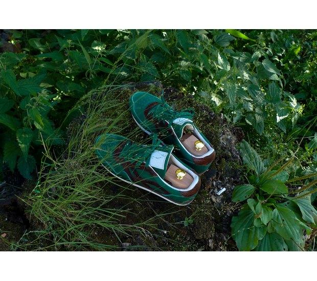 Марка AFOUR и магазин Zefear представили совместную коллекцию кроссовок. Изображение № 15.