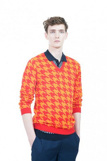 Дизайнер Раф Симонс и марка Fred Perry представили совместную коллекцию одежды. Изображение № 6.