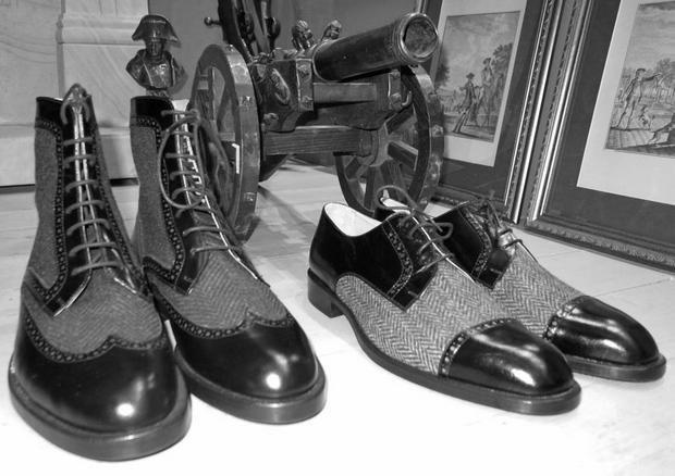 Московская марка «Мастерская 55» выпустила осеннюю коллекцию обуви. Изображение № 2.