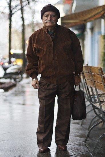 Харизматичный турок Али каждый день демонстрирует новый лук в блоге на Tumblr. Изображение № 8.