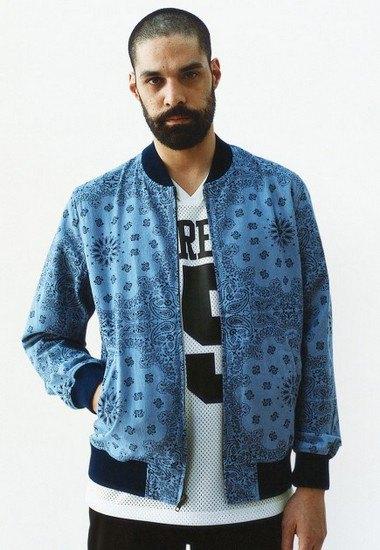 Марка Supreme выпустила лукбук весенней коллекции одежды. Изображение № 2.