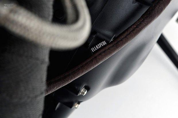 Мастерская Ellaspede представила новый кастом на базе мотоцикла Triumph Bonneville. Изображение № 6.