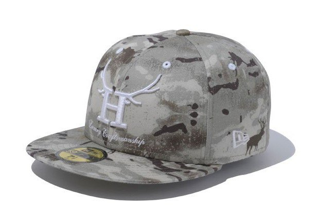 Марка New Era представила совместную с другими брендами коллекцию кепок. Изображение № 14.