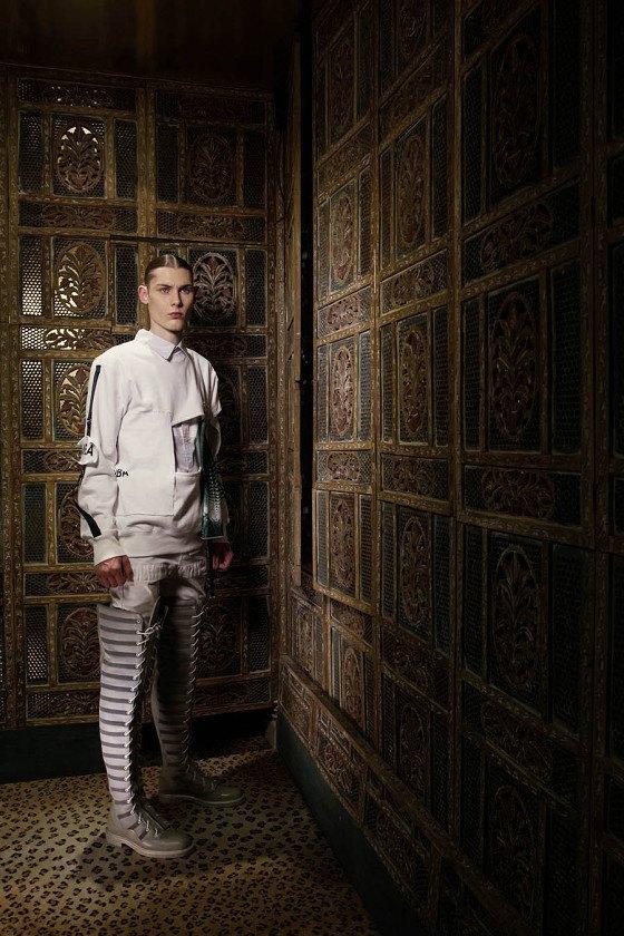 Марка Hood By Air показала новую коллекцию одежды. Изображение № 2.