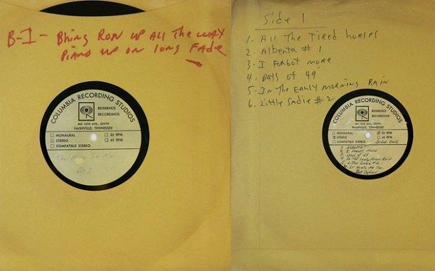 Обнаружены 149 неизданных пластинок Боба Дилана. Изображение № 1.