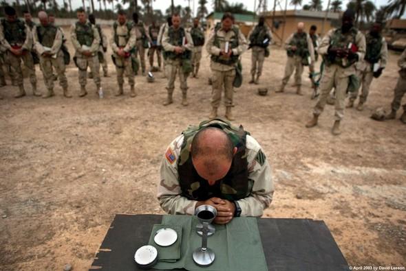 Военное положение: Одежда и аксессуары солдат в Ираке. Изображение № 41.
