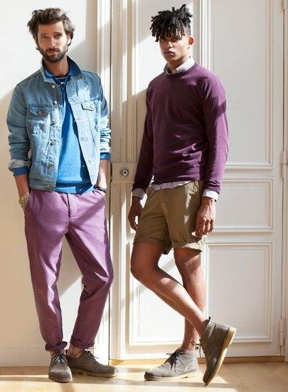 Mr. Porter и французская марка AMI представили совместную коллекцию одежды. Изображение № 5.