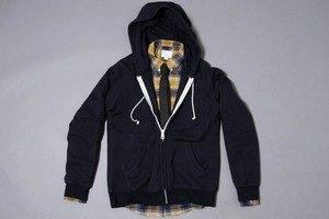 Марка Band Of Outsiders опубликовала лукбук осенней коллекции одежды. Изображение № 8.