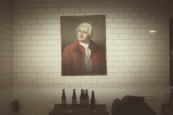 В Москве и Питере открылись парикмахерские Chop-Chop. Изображение № 4.