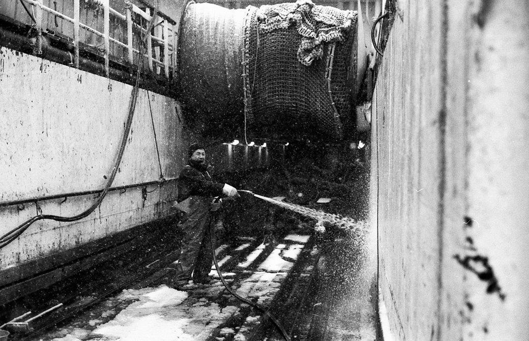 Как я бросил всё ради работы на морском судне. Изображение № 40.
