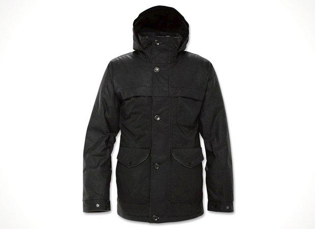Американские марки Filson и Burton выпустили совместную коллекцию курток. Изображение № 5.