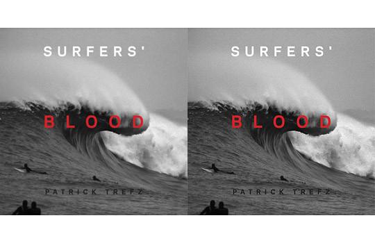 В Германии издали книгу «Surfers' Blood» —более ста фотографий, посвященных серфингу. Изображение № 1.