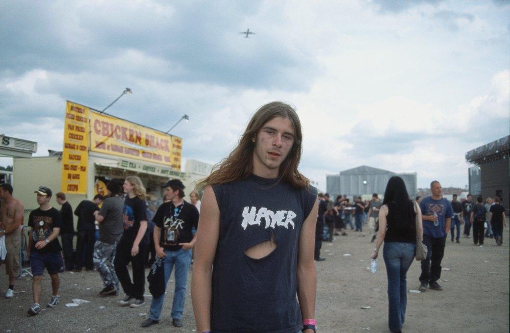 Убийцы: Как выглядят фанаты главной в мире метал-группы. Изображение № 7.