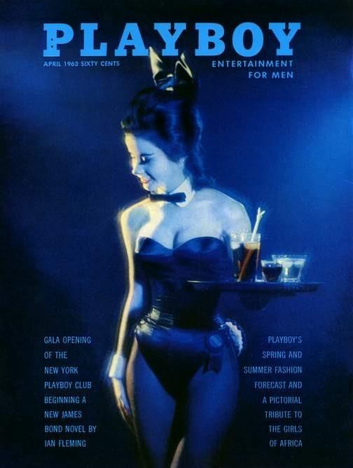 Playboy издает сборник своих лучших обложек с предисловием от Памелы Андерсон. Изображение № 6.