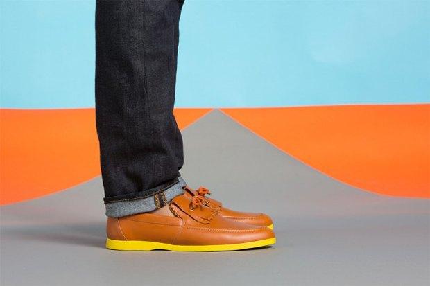 Марка Clae анонсировала новую осеннюю коллекцию обуви . Изображение № 1.