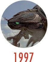 Эволюция инопланетян: 60 портретов пришельцев в кино от «Путешествия на Луну» до «Прометея». Изображение № 61.