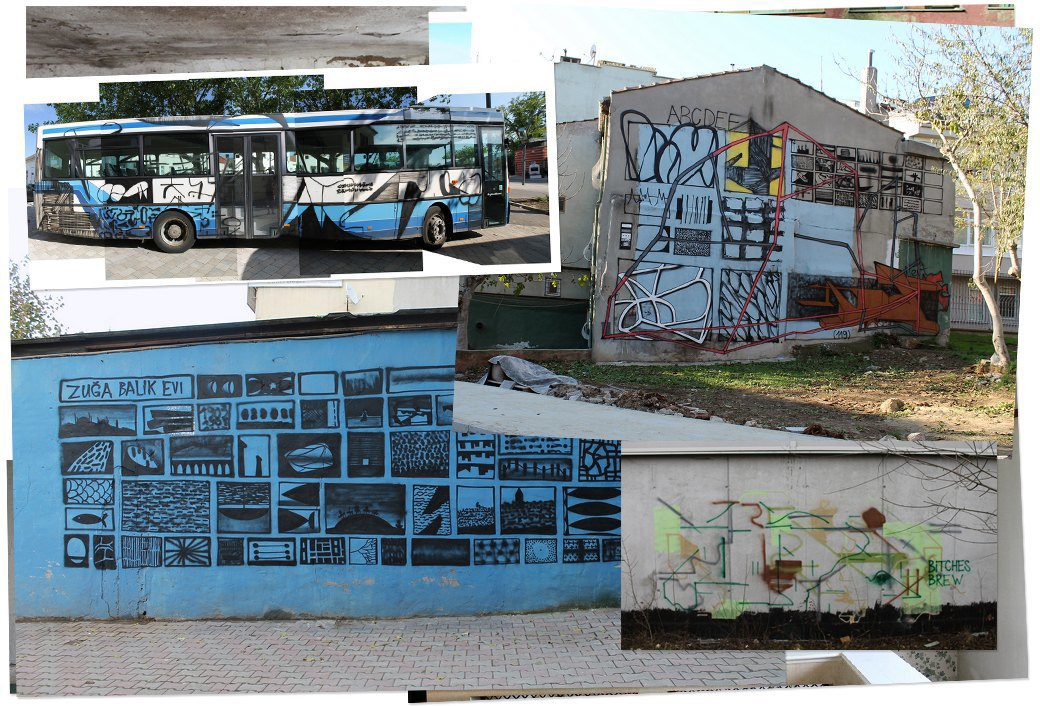 Банда аутсайдеров: Как уличные художники возвращают искусству граффити дух протеста, часть 2. Изображение № 7.