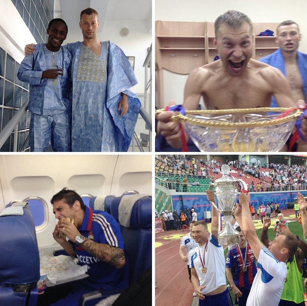 Что публикуют в своих Instagram российские футболисты. Изображение № 9.