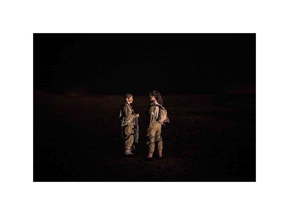 Фотопроект: Как служат женщины в армии Израиля. Изображение № 27.