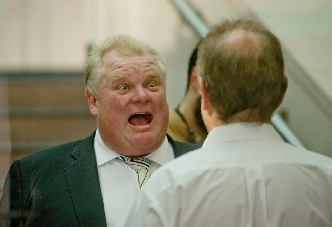У мэра Торонто обнаружили рак. Изображение № 1.