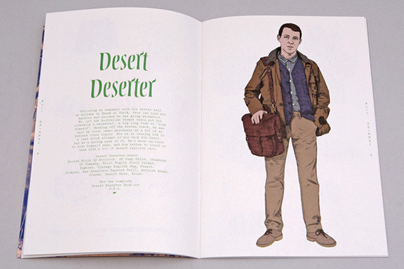 Изображение 13. Men's Digest: коллаборации Band Of Outsiders, журнал от Oi Polloi и видео о куртках Schott.. Изображение № 13.