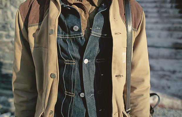 История и классические модели джинсовых курток. Изображение № 9.