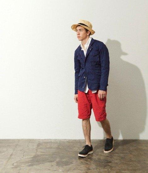Японская марка Nonnative представила весеннюю коллекцию одежды. Изображение № 9.