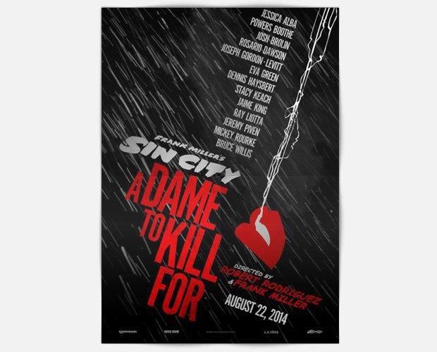 Трейлер дня: «Город грехов 2: Женщина, ради которой стоит убивать». То, чего все так долго ждали. Изображение № 1.