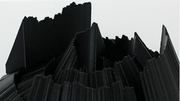 Дизайнеры отпечатали 3D-макеты альбомов Portishead, Ника Дрейка и Einsturzende Neubauten. Изображение № 15.