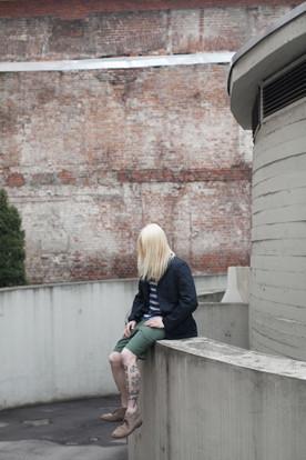 Магазин Fott снял лукбук весенней коллекции марки Engineered Garments. Изображение № 9.