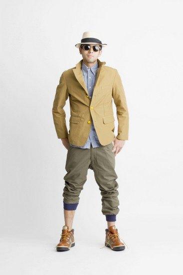 Марка Billionaire Boys Club опубликовала лукбук весенней коллекции одежды своей линейки Bee Line. Изображение № 11.