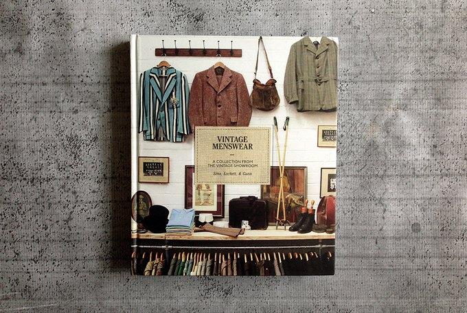 Vintage Menswear: Фотоархив винтажной одежды в формате книги. Изображение № 3.