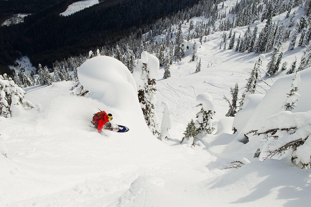 Фотопроект: 10 лет катания по самым экстремальным горам планеты . Изображение № 26.