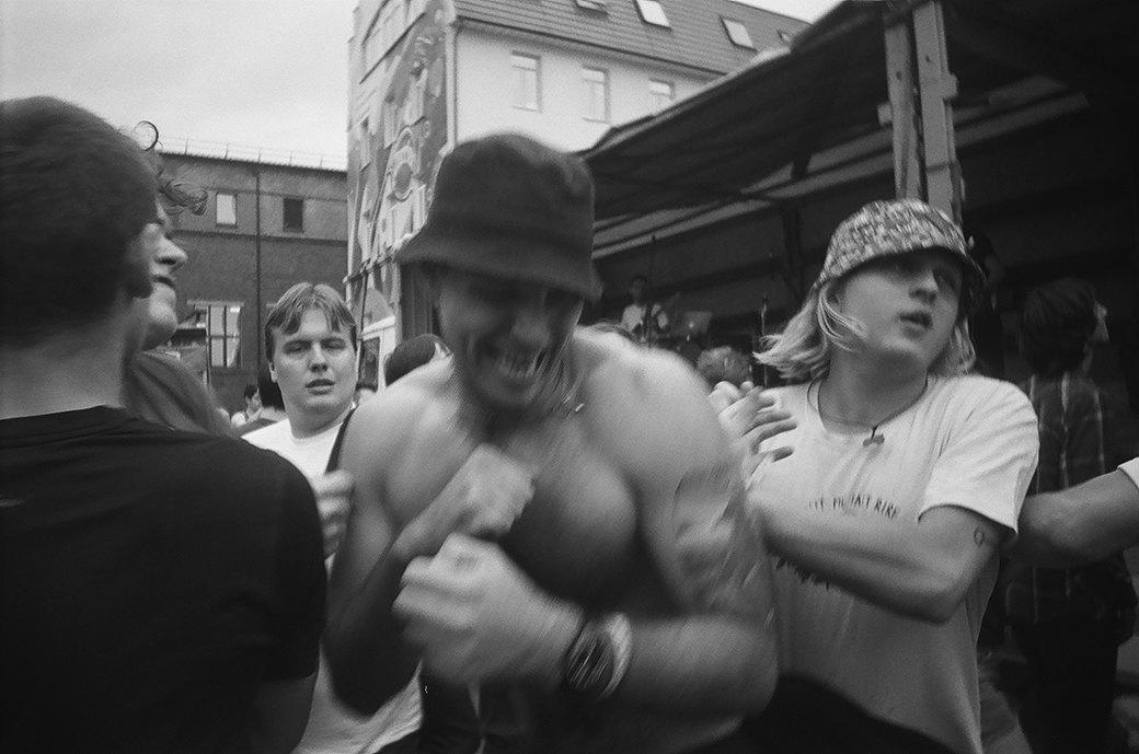 Фоторепортаж: Фестиваль новой российской рок-музыки «Боль». Изображение № 26.
