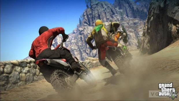 Опубликованы новые скриншоты игры GTA V. Изображение № 7.