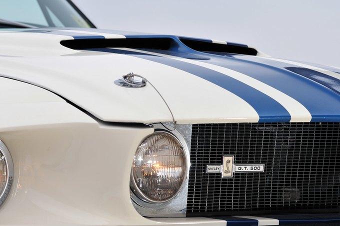 В США на аукционе продали самый дорогой Ford Mustang. Изображение № 8.